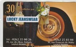 Reunion -  XTS Telecom - Lucky Jeanswear - Reunion