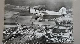 CPSM AVION DE CLUB AERO CLUB DE BOULOGNE BILLANCOURT STAMPE SV 4 PHOTO HARANG - 1946-....: Moderne