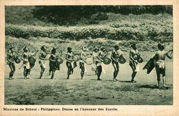 MISSIONS DE SCHEUT: PHILIPPINES. DANSE EN L'HONNEUR DES ESPRITS - Philippines