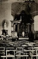 BELGIQUE - BRABANT FLAMAND - GOOIK - LEERBEEK - Kerk Binnenzicht. (Vue Intérieure De L'Église). - Gooik