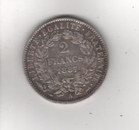 -  2 FRANCS CERES 1887 A   (TTB+ à SUP) - I. 2 Francs