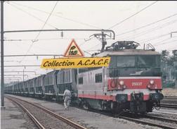 BB 25537 Et Train De Charbon, à Savenay (44) - - Savenay