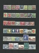 ISLANDA - Selezione Di 117 Francobolli Nuovi E Usati - Collections, Lots & Séries