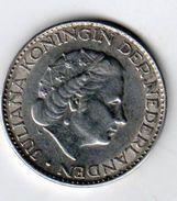Pièce De Monnaie Du Pays-bas De 1 Gulden Argent 1963 En S U P - - [ 8] Monedas En Oro Y Plata