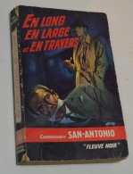 En Long En Large Et En Travers, Couverture B2 - San Antonio