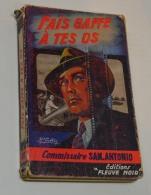 Fais Gaffes A Tes Os, Couverture B1 - San Antonio