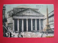 Italia - Roma, Il Pantheon - Panthéon
