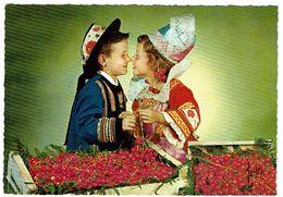 CPSM - 29 - PONT-AVEN -  Enfants En Costume De Pont-Aven - - Pont Aven