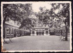 GIJZEGEM - GIJSEGEM ( Aalst ) - Institut Des Soeurs St - Vincent De Paul -- Speelplaats Der Kostschool - Aalst