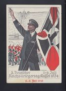 Dt. Reich PK 5. Reichskriegertag Kassel 1934 - Politieke Partijen & Verkiezingen