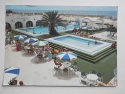 Postcard Hotel El Bousten Hammamet Tunisie My Ref B21887 - Tunisia