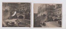 Saint-Moré.  Voiture T.H.P. Henri Precloux Devant Le Tunnel. - Frankreich