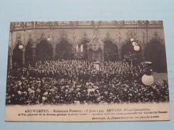 Koloniale Feesten 6 Juni 1909 Fêtes Coloniales ( 10 H. Climan-Ruyssers ) Anno 1909 ( Zie Foto Details) ! - Antwerpen