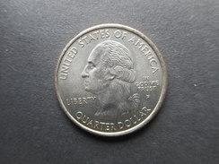 Etats-Unis 1/4 Dollar 2005 P (Oregon) - Émissions Fédérales