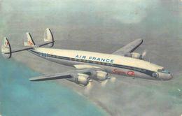 Avion Air France Lockheed Super G Constellation - 1946-....: Ere Moderne