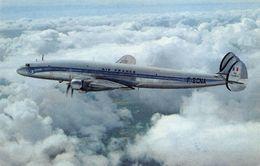 Avion Air France Lockheed Super Constellation - 1946-....: Moderne