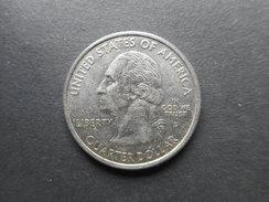Etats-Unis 1/4 Dollar 2005 D (Californie) - Émissions Fédérales