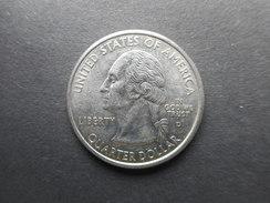Etats-Unis 1/4 Dollar 2002 D (Mississippi) - Émissions Fédérales