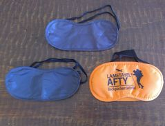TRAVEL Eyes Covers For Airplane Flight - Giveaways