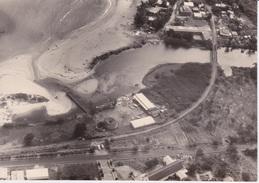 974  La Réunion -  Vue Aérienne - CLUB NAUTIQUE DE ST GILLES LES BAINS Sans LE PORT - Véritable Photographie Ancienne - Places