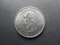 Etats-Unis 1/4 Dollar 2002 D (Ohio) - Émissions Fédérales