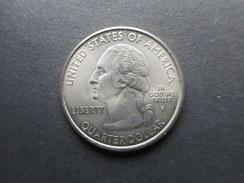 Etats-Unis 1/4 Dollar 2001 P (Kentucky) - Émissions Fédérales