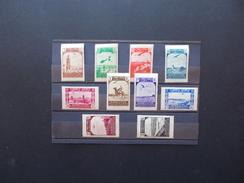 España: Marruecos. Año: 1938 ( Paisajes ). - Spanish Morocco