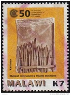 MALAWI - Scott #701 Kalimba (*) / Used Stamp - Malawi (1964-...)