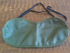 TRAVEL Green Eye Cover For Airplane Flight,new - Giveaways
