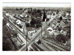 ALLIER 03 DOMPIERRE SUR BESBRE La Gare Et Le Quartier De La Gare - Autres Communes