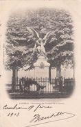Cp , 59 , CAMBRAI , Monument Des Victimes De La Guerre - Cambrai