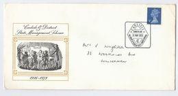 1973 CARLISLE  LIQUOR CONTROL Anniv EVENT COVER Alcohol Stamps Gb  Drink - Wines & Alcohols