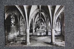 FIGEAC - Eglise ST SAUVEUR, L'Intérieur. - Figeac