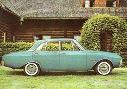 Ford Taunus 17M  -  Original Factory Issue Advertising Postcard  -    Carte Postale - Voitures De Tourisme