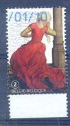 Belgium 3940 ROGIER VAN DER WEIJDEN GESTEMPELD 2009 Used - Oblitérés