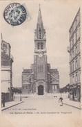 PARIS XV  2 Rue GERBERT  EGLISE SAINT LAMBERT De VAUGIRARD Timbre 1905 - District 14