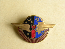 Insigne Aviation - Base Aérienne 120 - 33 CAZAUX - Augis Lyon - Ohne Zuordnung
