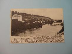 Gruss Aus Brugg - Elektrizitätswerk  & Landwirtschaftliche Schule  1902  (856) - AG Argovia