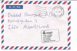Commercial Cover Port Complété Porto - 12 April 1999 Sydjyllands Postcenter - Denmark