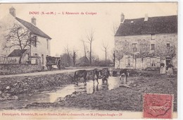 Seine-et-Marne - Doue - L'abreuvoir De Croûpet - Other Municipalities