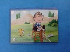 1993 FERRERO PUZZLE CHARLIE BROWN AL TENNIS - Puzzles