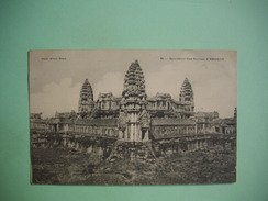 ANGKOR  -  Souvenir Des Ruines D'Angkor -   N° 91  -  Cambodge - Camboya