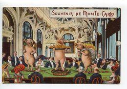 Cochon Monte Carlo - Pigs