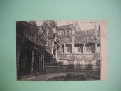 ANGKOR  -  Souvenir Des Ruines D'Angkor -   N° 89  -  Cambodge - Camboya