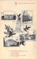 91 - SAINT MICHEL SUR ORGE : Multivues Sépia - CPA - Essonne - Saint Michel Sur Orge