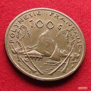 French Polynesia 100 Francs 1987 KM# 14   Polynesie Polinesia - French Polynesia