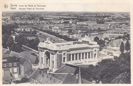 Ieper, Ypres, Porte De Menin, Menin Gate, Menenpoort Panorama (pk38486) - Ieper