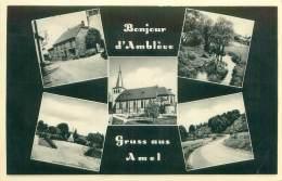 Bonjour D'Amblève - Gruss Aus Amel - Amel