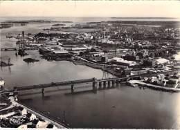 56 - LORIENT : Vue Aérienne - Pont Du Guédon  - CPSM Dentelée Grand Format 1959 - Morbihan - Lorient