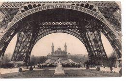 Paris - Le Palais Du Trocadéro,1915 - Autres Monuments, édifices